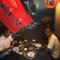 Photo taken at ひもの野郎 by きー on 9/19/2014