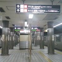 Photo taken at Dobutsuen-mae Station (M22/K19) by Si c. on 6/16/2013