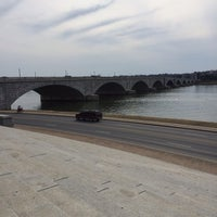 Photo taken at Watergate Steps by Wandering J. on 3/22/2014
