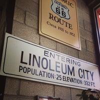 Photo taken at Linoleum City by pjumper on 5/23/2013