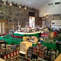 Foto diambil di B&O Railroad Museum: Ellicott City Station oleh Moonjoo P. pada 12/7/2012