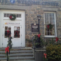 Photo taken at Howard County Tourism Welcome Center by Moonjoo P. on 12/7/2012