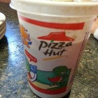 Photo taken at Pizza Hut by Teresa J. on 2/16/2013