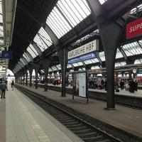 Photo taken at Gleis 1/2 by blasiert on 3/19/2013