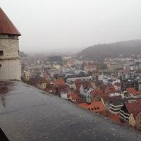 Photo taken at Schloß Hellenstein by blasiert on 11/10/2013