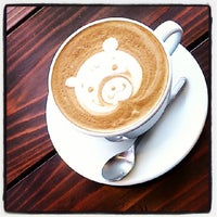 Photo taken at POSSE COFFEE by Sachiyo O. on 5/16/2014