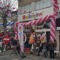 Photo taken at Bebişim Export by Emrah O. on 3/14/2015