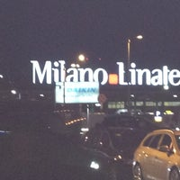 Photo taken at Milan Linate Airport (LIN) by Mister R. on 2/10/2013