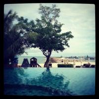 Photo taken at Swimming Pool Deva Samui Resort & Spa by Olga C. on 9/7/2013