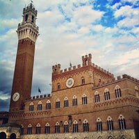 Photo taken at Piazza del Campo by Antonio C. on 7/3/2013