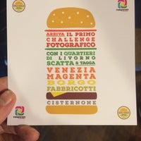 Foto scattata a Borgo Burger da Antonio C. il 11/21/2015