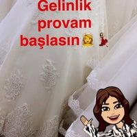 Photo taken at Gelinlik Fatih by Hümeyra K. on 11/21/2016