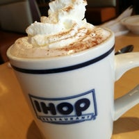 Photo taken at IHOP | آيهوب by Sarah A. on 11/28/2017
