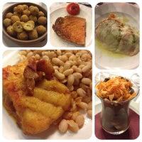 Photo taken at Restaurant La Font de Prades by Xavi L. on 7/5/2013