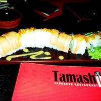 Photo taken at TamashII by Monica K. on 3/23/2013