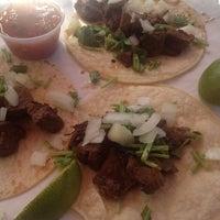 Photo taken at Baja Tex Mex by Stephanie G. on 9/20/2012