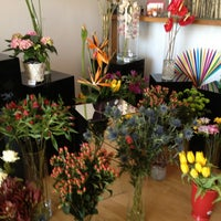 Photo taken at Floral Studio by Ionut G. on 4/17/2013