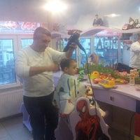 Das Foto wurde bei Alim Çocuk Kuaförü von Murat «. am 12/16/2013 aufgenommen