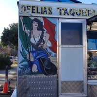 Photo taken at Ofelia's Taqueria by Sam B. on 12/26/2013