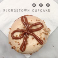 Photo taken at Georgetown Cupcake by J D. on 1/24/2013