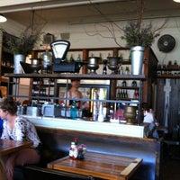 Photo taken at Oddfellows Cafe & Bar by Brenda G. on 3/31/2013