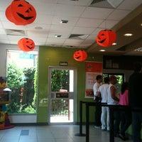 รูปภาพถ่ายที่ McDonald's โดย Marta N. เมื่อ 10/27/2012