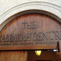 Photo taken at Kabbalah Centre by Alina I. on 1/3/2013