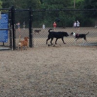Photo taken at Bear Branch Dog Park by Stephanie D. on 8/8/2013