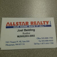 Photo taken at Prudential Allstar Realty by Joel B. on 7/26/2013