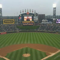 Photo taken at Guaranteed Rate Field by Ana M. on 5/27/2013