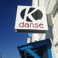 Photo taken at K'danse by Charfeddine T. on 4/2/2013