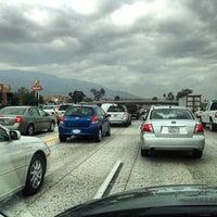 Photo taken at 91 Freeway by Jeffery P. on 12/12/2012
