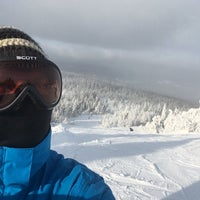 Photo taken at Säfsen Alpin by Björn A. on 2/11/2017