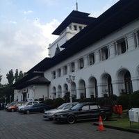Photo taken at Kantor Gubernur Jawa Barat by Jennifer H. on 3/26/2014