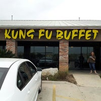 Photo taken at Kung Fu Buffet by Michael T. on 4/8/2013