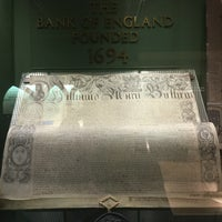 Photo taken at Bank of England Museum by Keith C. on 6/2/2016