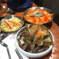 Photo taken at Meokbang Korean BBQ & Bar by Keith C. on 4/28/2018