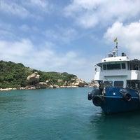 Photo taken at Po Toi Pier 蒲台碼頭 by Keith C. on 5/30/2017