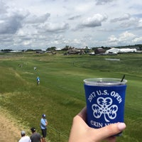 Photo taken at Erin Hills Golf Course by Kaitlyn H. on 6/17/2017