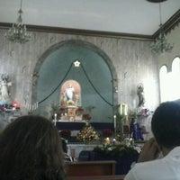 Photo taken at Iglesia Del Sagrado Corazon De Jesus by Jesus M. on 12/16/2012