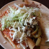 Photo taken at Guadalajara Mexican Restaurant by Erik P. on 7/30/2014