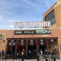 4/1/2018 tarihinde Dylan S.ziyaretçi tarafından The Fillmore'de çekilen fotoğraf