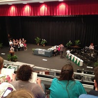 Photo taken at Springfield High School by Katherine S. on 5/14/2013