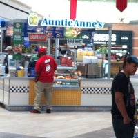 Photo taken at Auntie Anne's by Gabriel M. on 12/3/2013