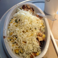 Photo taken at Chipotle Mexican Grill by Ginny M. on 10/20/2012
