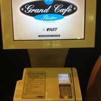 Photo taken at Le Grand Café by Henrique C. on 12/14/2012