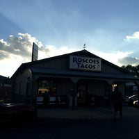 Photo taken at Roscoe's Tacos by Michael S. on 8/7/2016