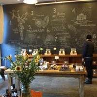 Photo taken at Mast Brothers Chocolate Factory by Thomas T. on 4/6/2013