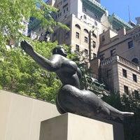 Photo taken at MoMA Sculpture Garden by Trisha Kehaulani W. on 5/4/2013
