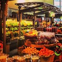 Photo taken at Grand Central Market by Trisha Kehaulani W. on 5/9/2013